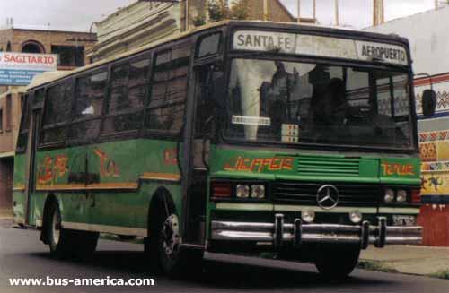 Bus Tour Santa Fe