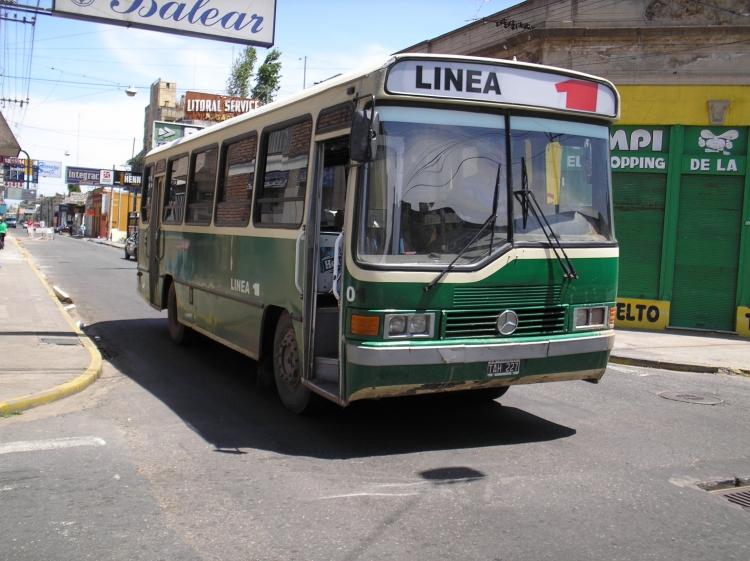 Acceder bus america galer a fotogr fica for Mercedes benz of santa fe